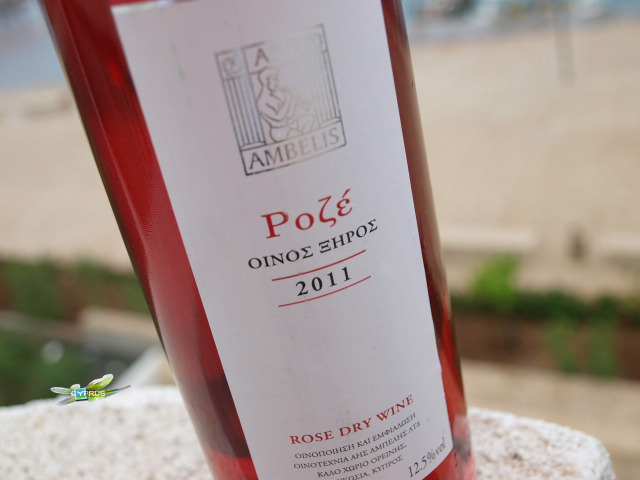 A truly sun blessed wine, taking Mediterranean Rosés
