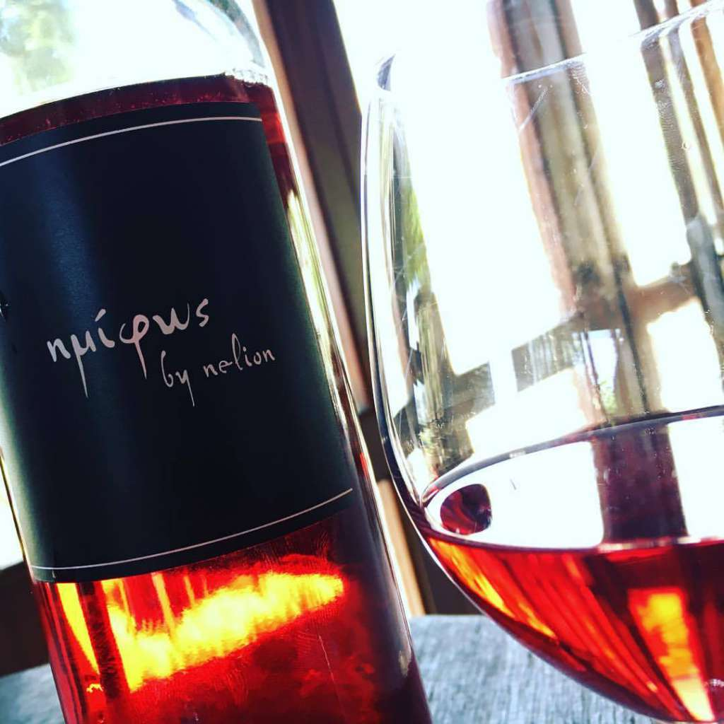 rosé wine by nelion