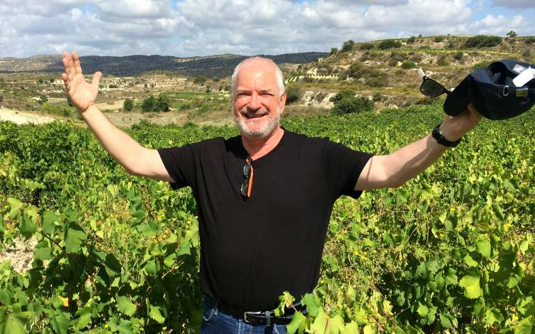 An encounter with Cyprus wine